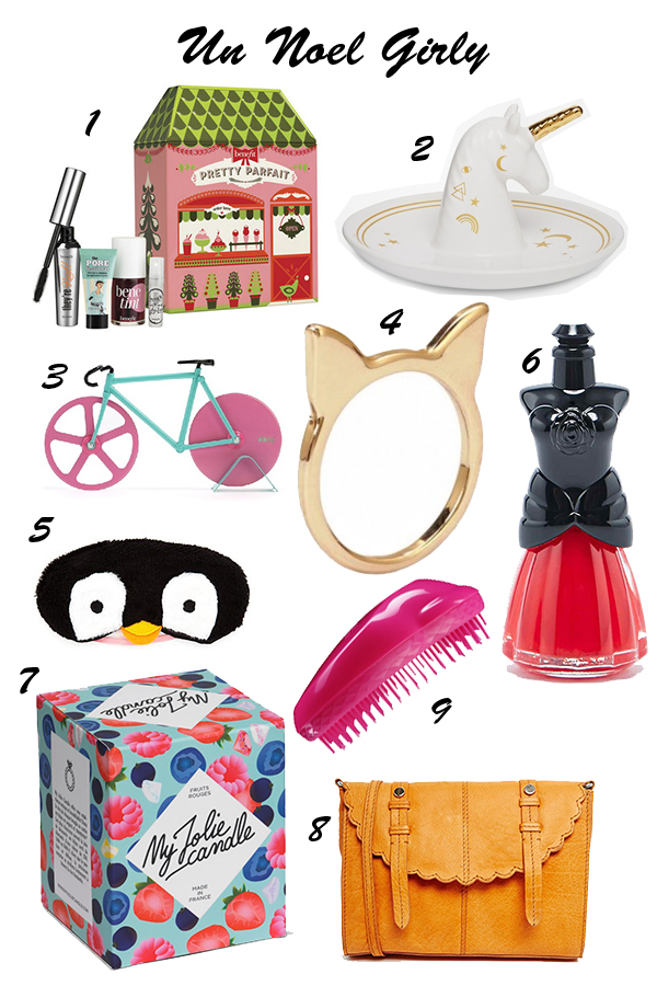 cadeaux girly