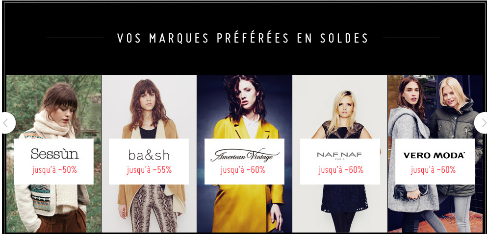 soldes monshowroom