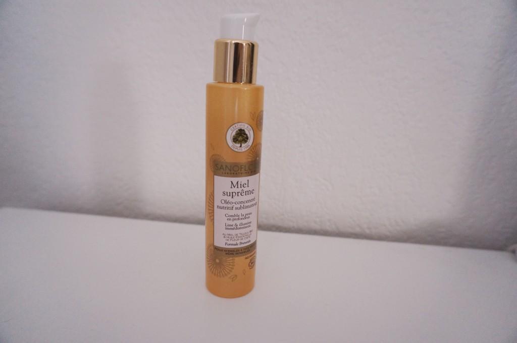 sanoflore miel suprême