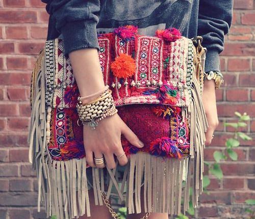 sac coloré