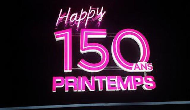 happy 150 ans printemps