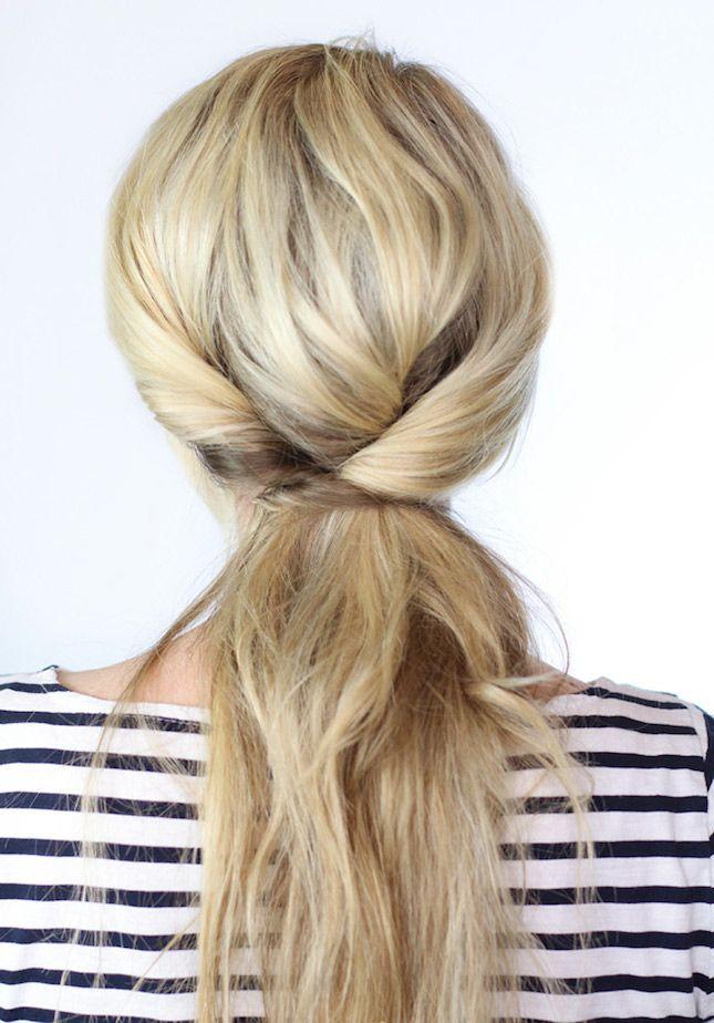 idées coiffure cheveux longs