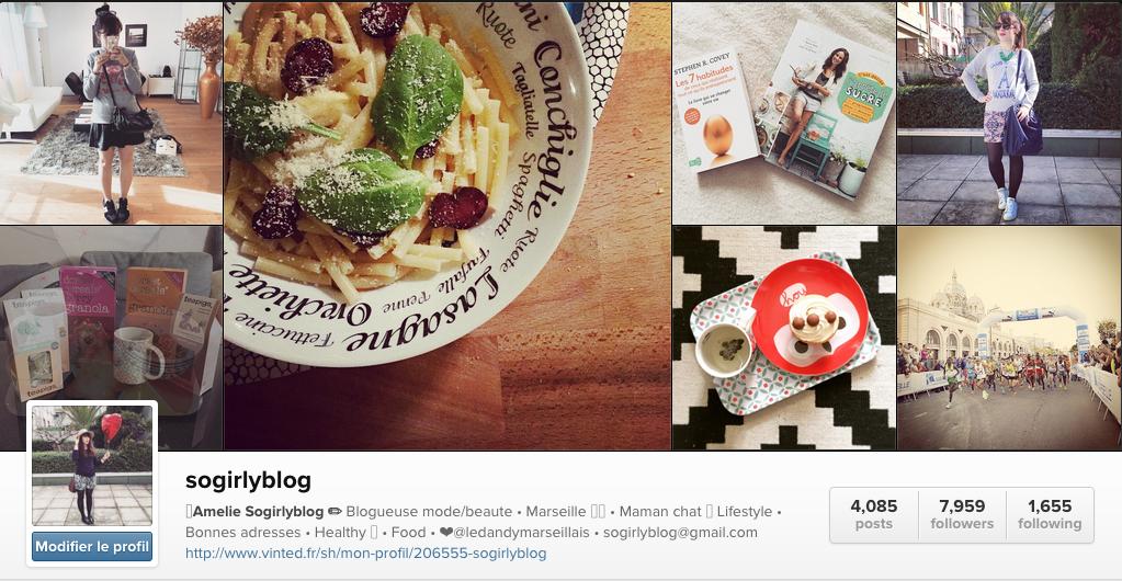 instagram so girly blog