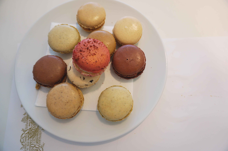 macarons dalloyau