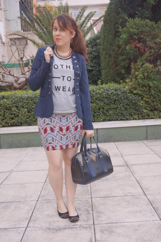 Mes 3 looks tendances avec mixa minceur le so girly blog - J ai decide de ne plus porter de sous vetements ...