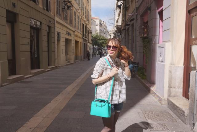 blog mode girly