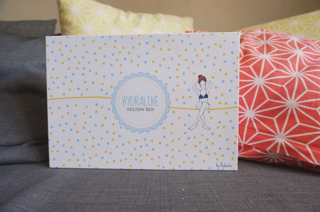 L'Hydraline Holiday Box (+ concours)