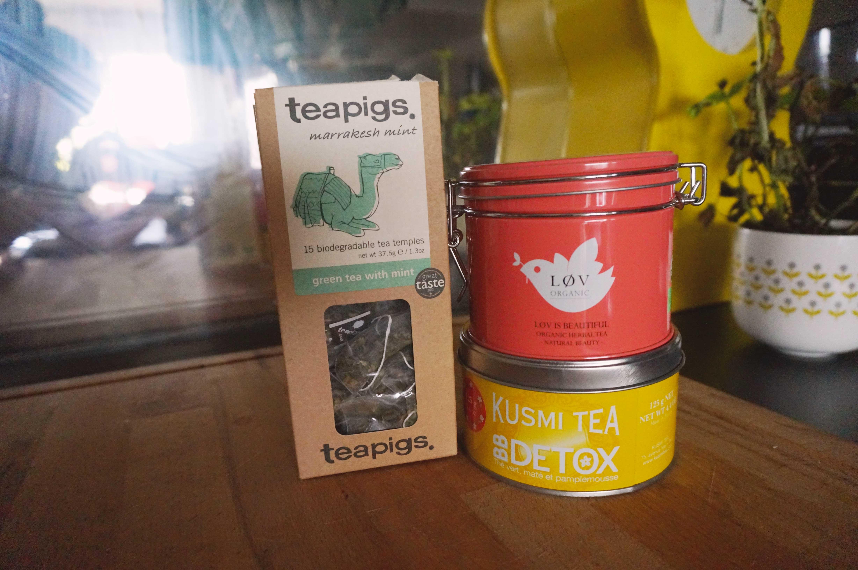 faire son propre thé glacé
