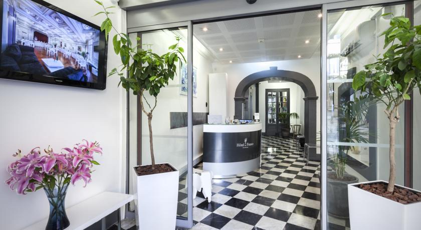 hotel de france aix en provence