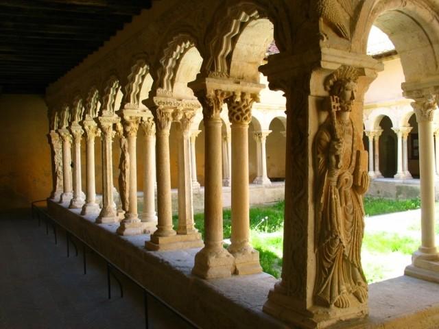 Aix en Provence - Cathedrale St Sauveur 11 (Cloitre)
