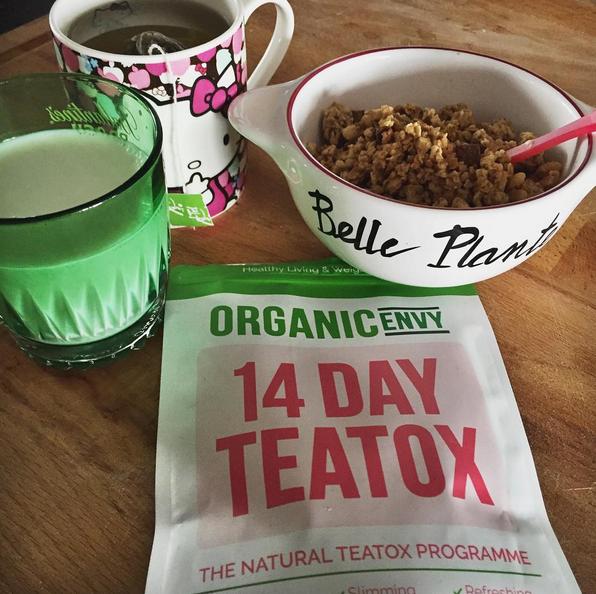 organic envy teatox