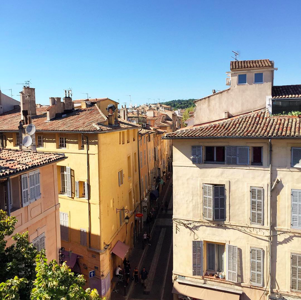 Mini City Guide : Aix en Provence