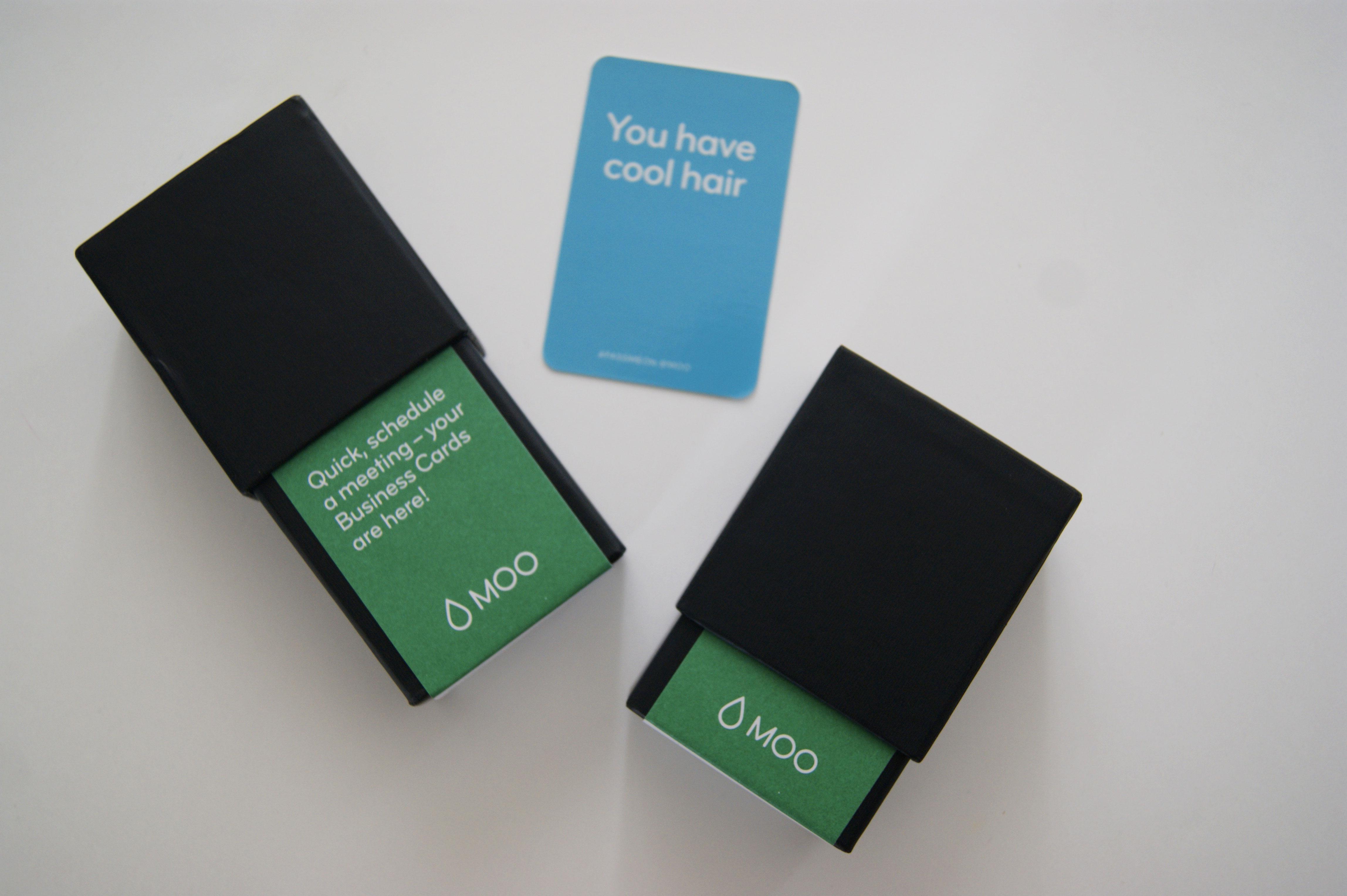 Cartes De Visite Moo