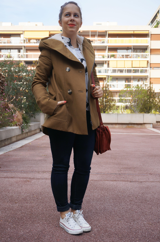 La nouvelle collection des manteaux zara