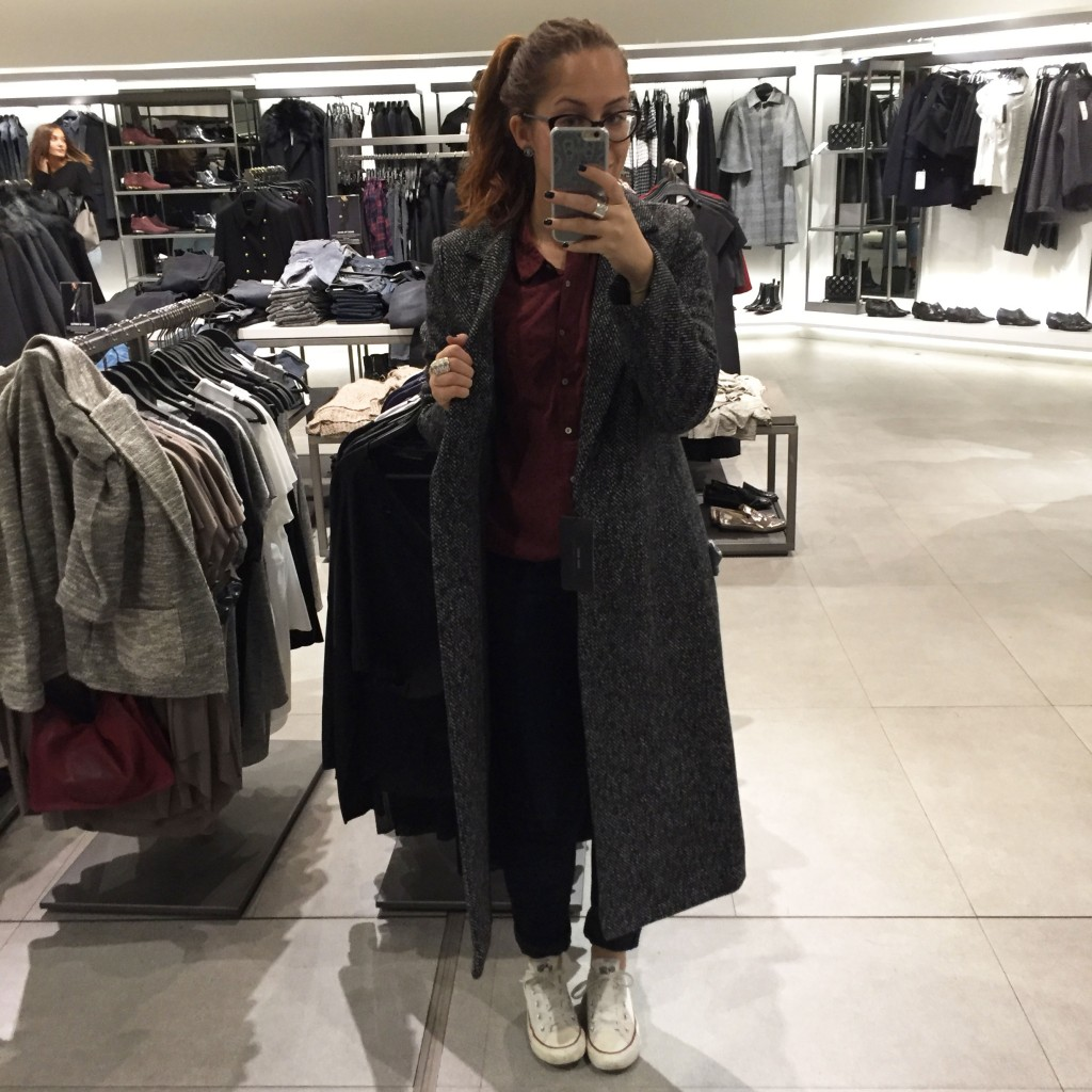 manteau ultra long
