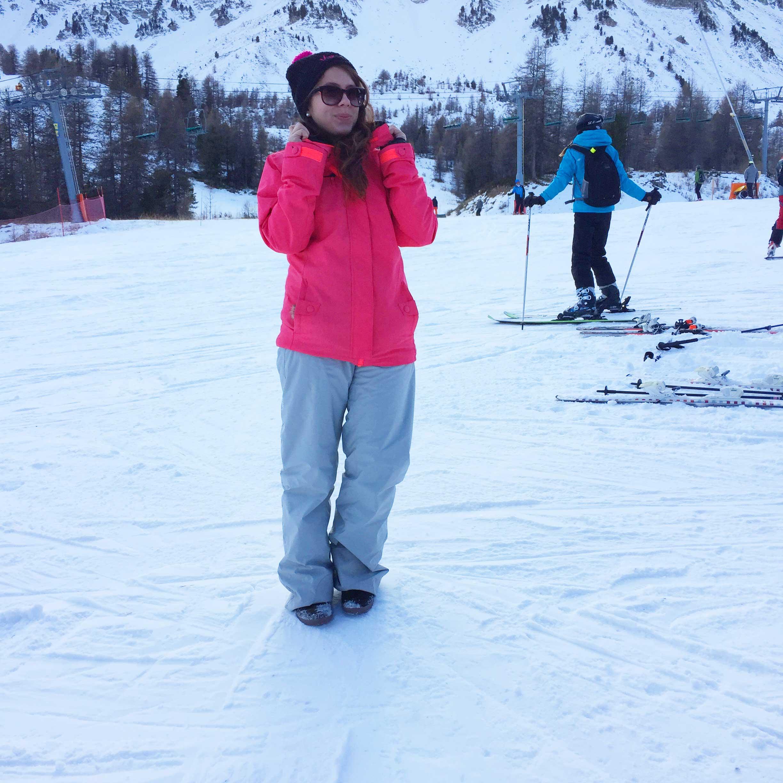 tenue de ski petit prix