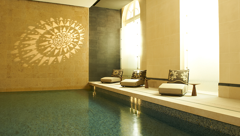 spa clarins intercontinental marseille