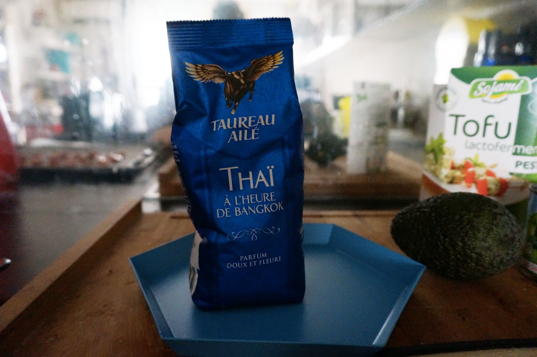 riz thai taureau ailé