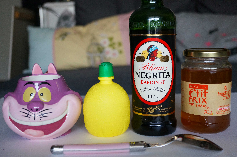 recette grog maison
