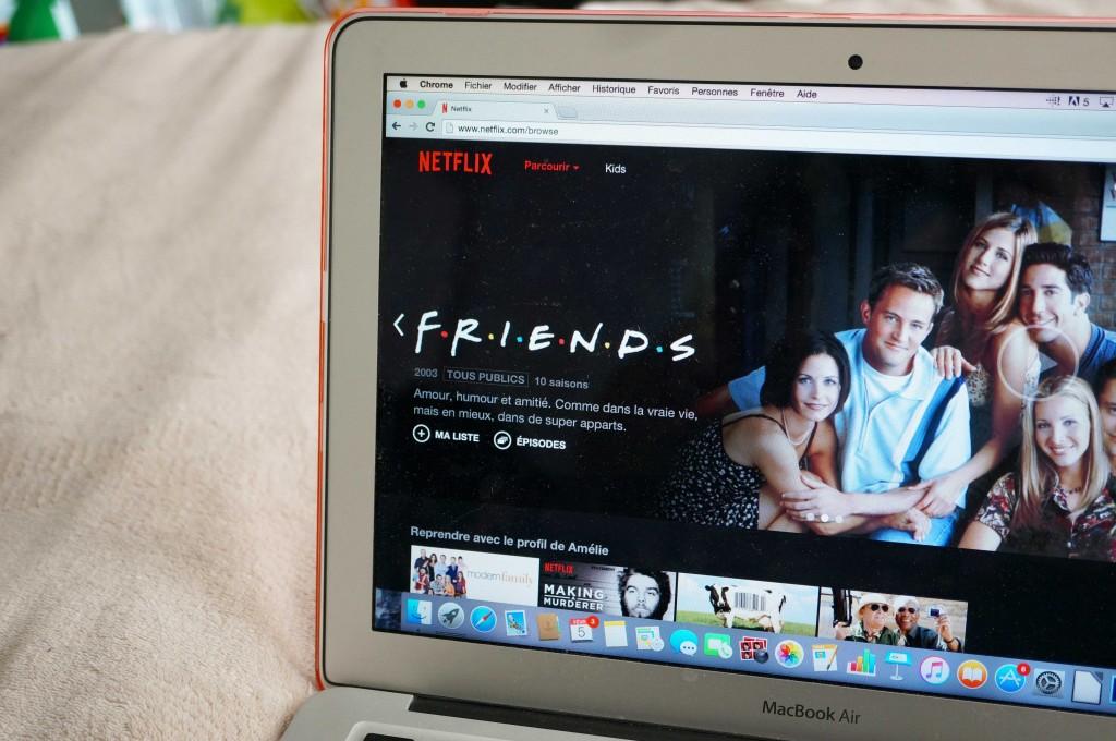 Saint Valentin // Ma sélection Netflix