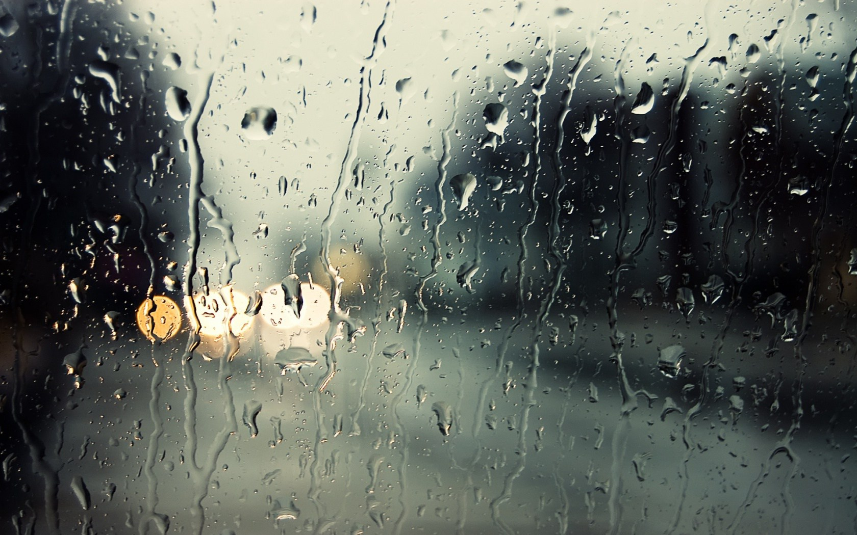 shopping pluie