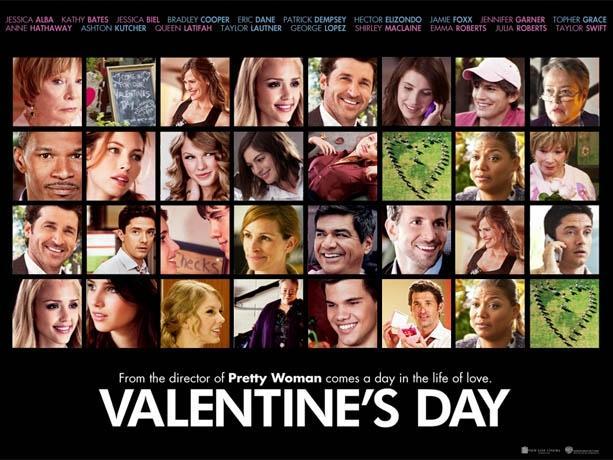 valentine's day netflix
