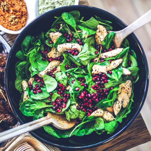 salades lunchbox