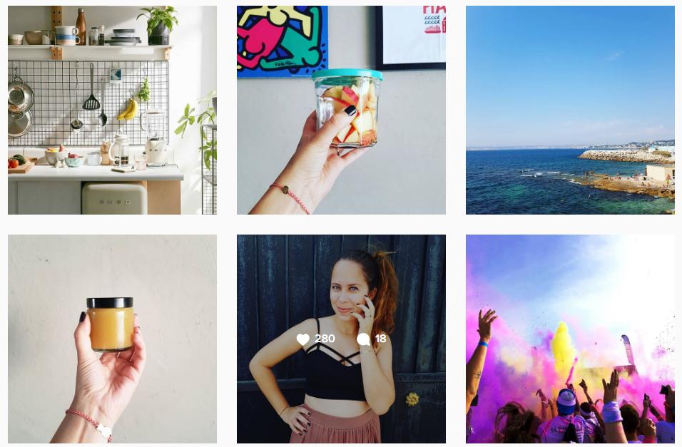 La vie 2.0 // On te voit plus sur Instagram !? - Le So ... Girly Blog Instagram