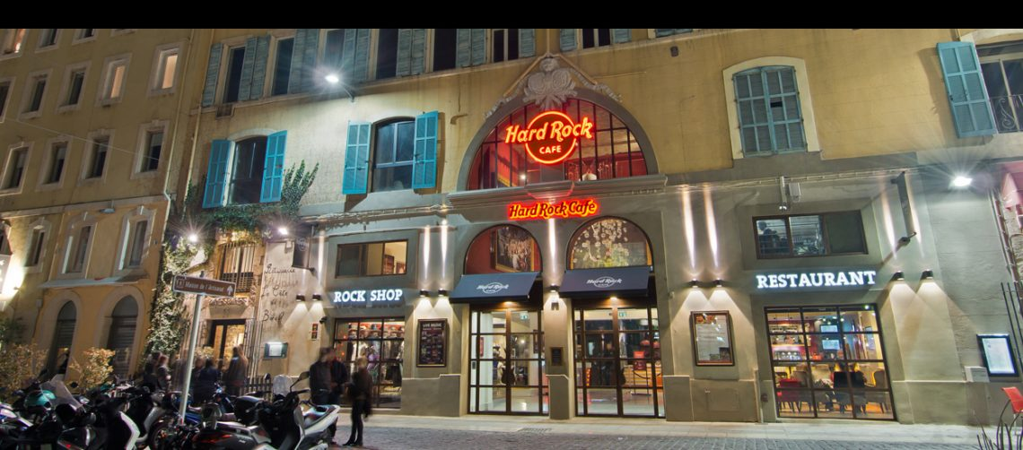 Marseille Hard Rock Cafe Adresse