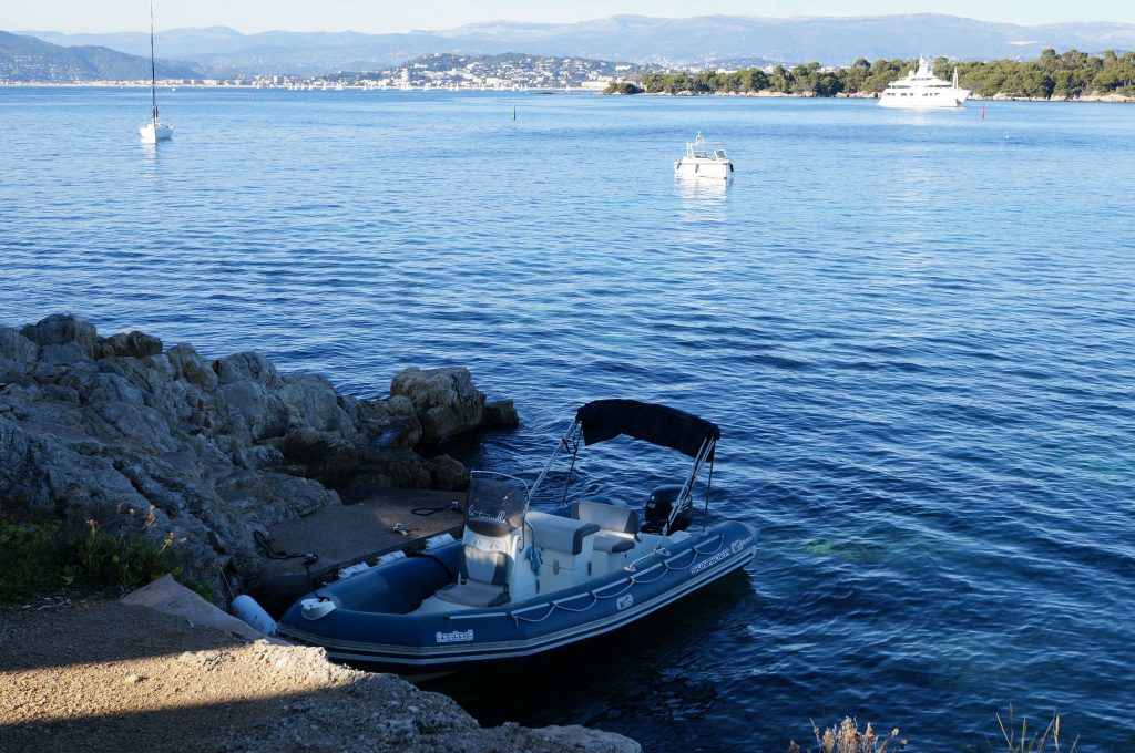 ile saint honorat cannes