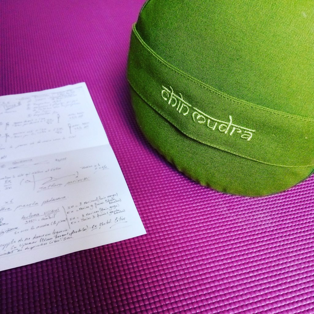 yogatherapie alittlepieceof