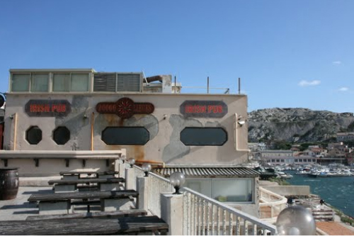 top 5 pubs sur marseille