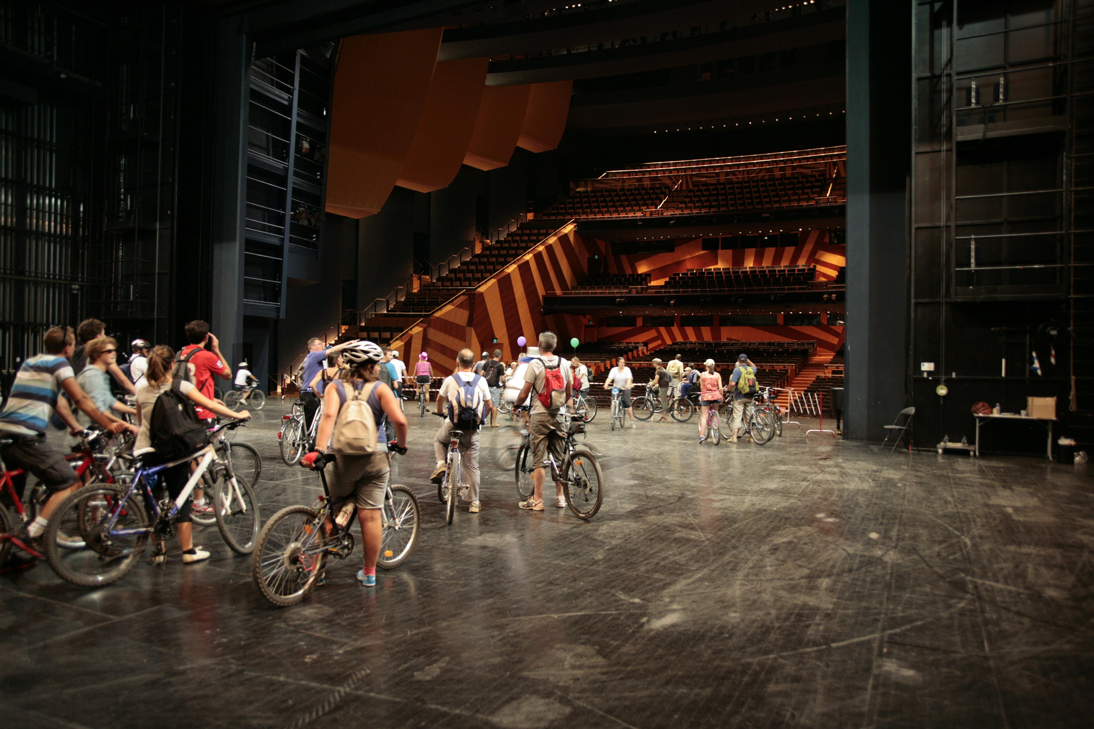 paris vélotour 2017