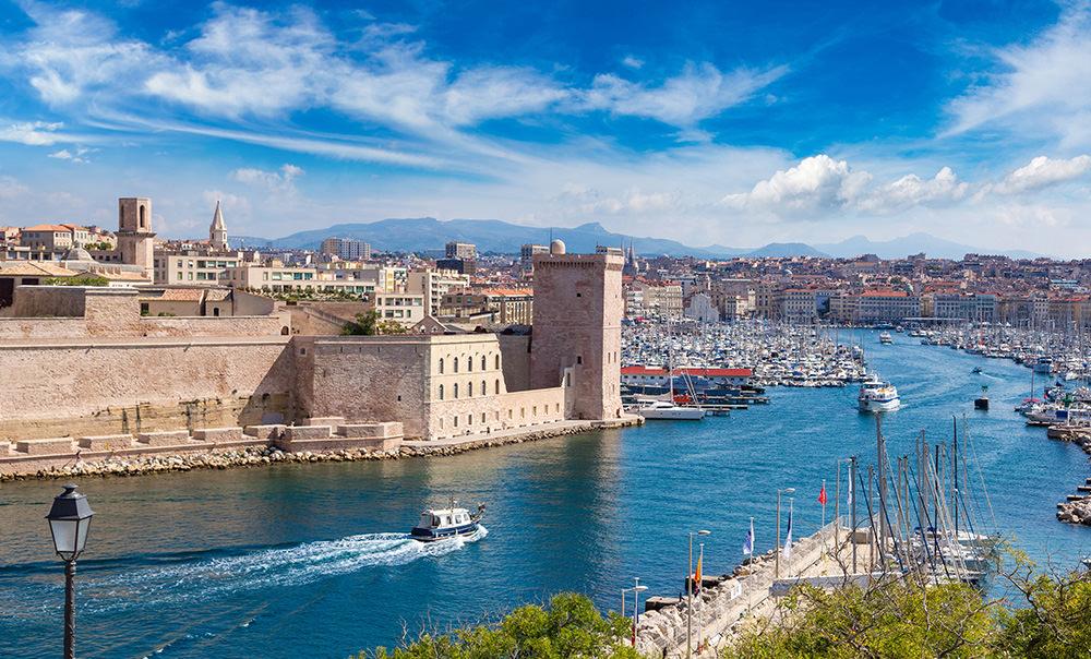 Voyage // 10 bonnes raisons de venir à Marseille cet été !