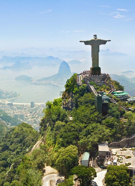 brésil tour du monde