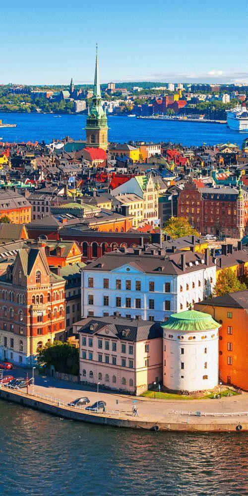 stockholm tour du monde