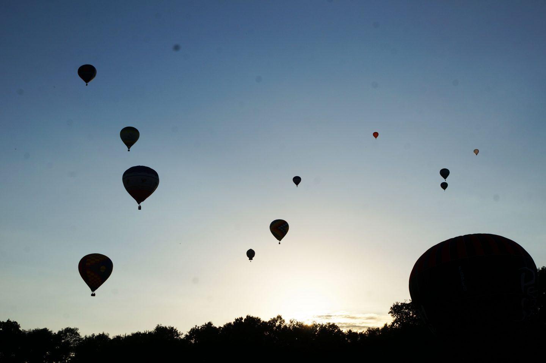 Voyage // Mon 1er vol en montgolfière avec Festillant !