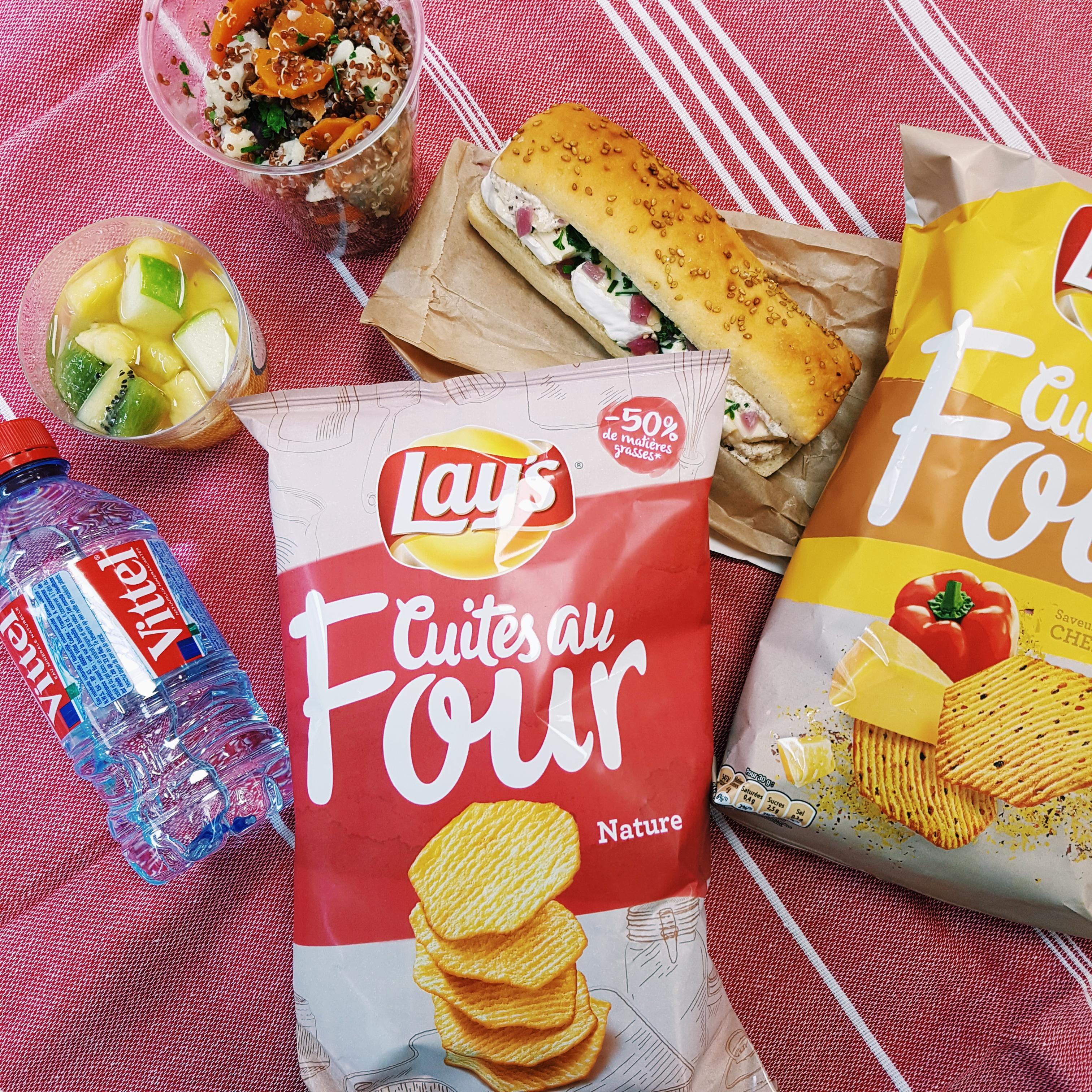 chips au four lays