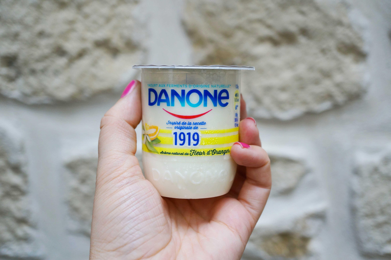 yaourt danone 1919
