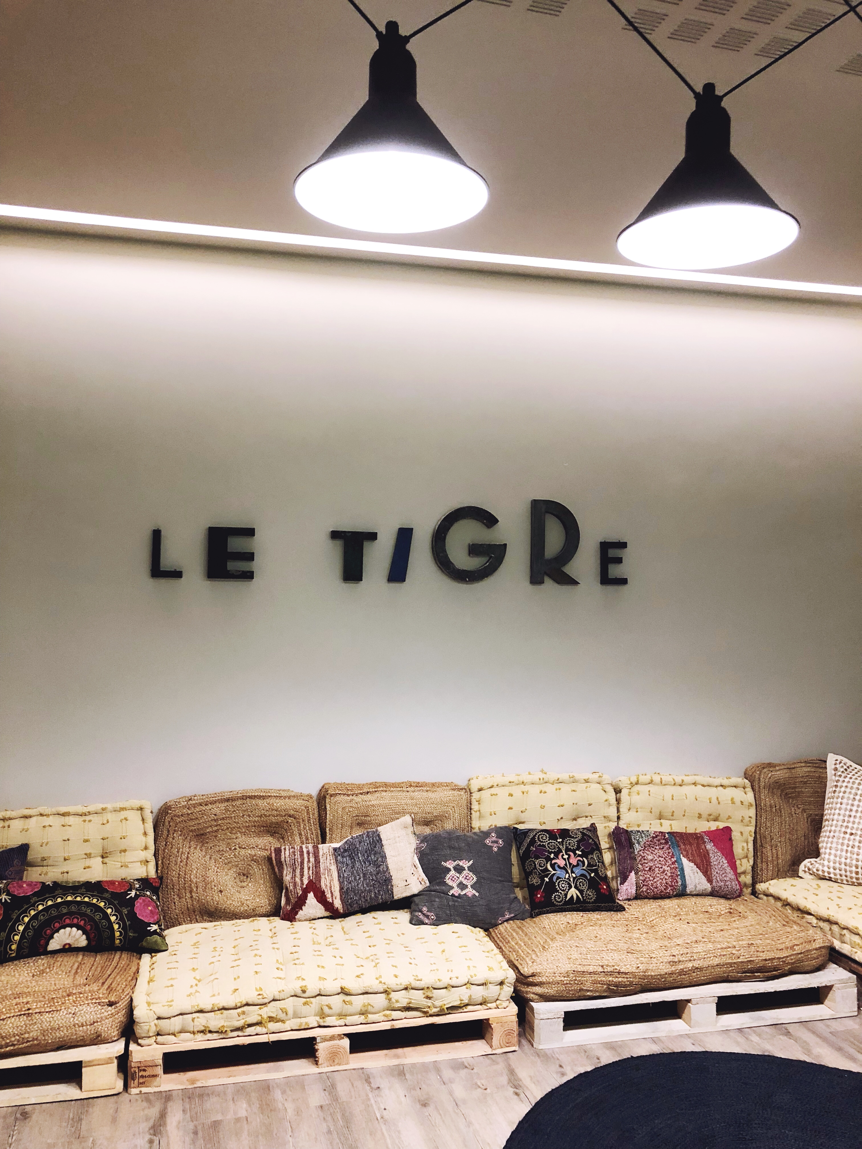 le tigre yoga club marais