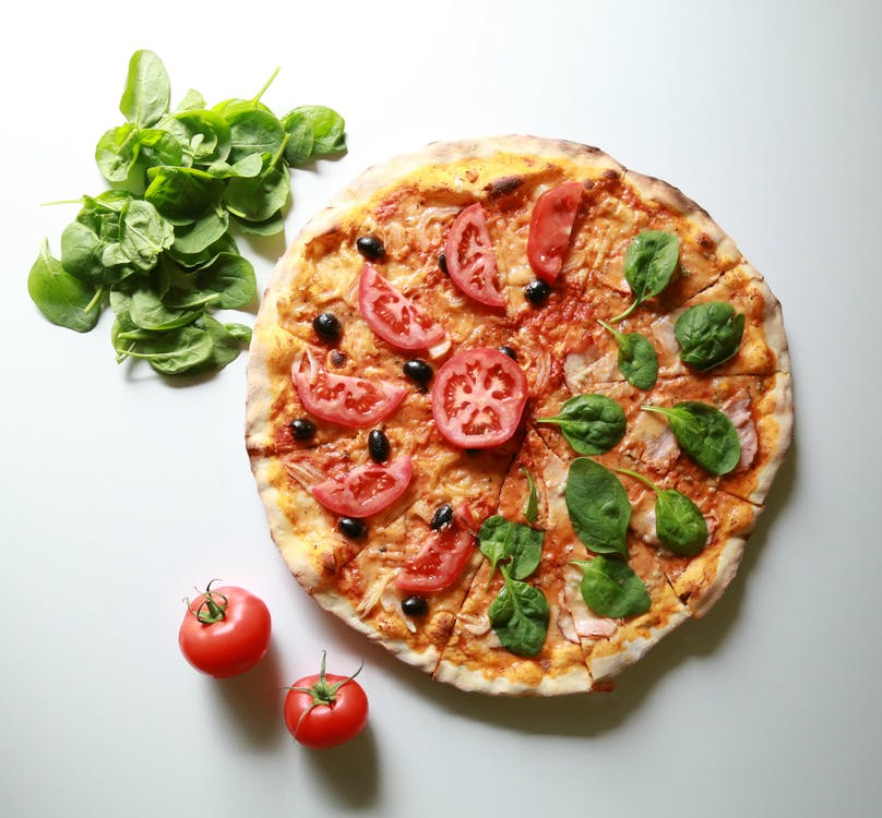 pizza weight watchers