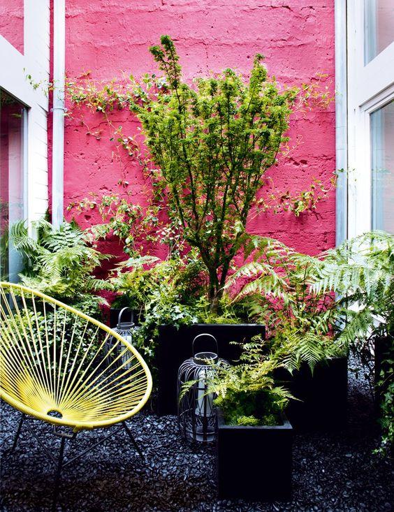 D co 5 id es pour am nager votre jardin pour le for Amenager un jardin