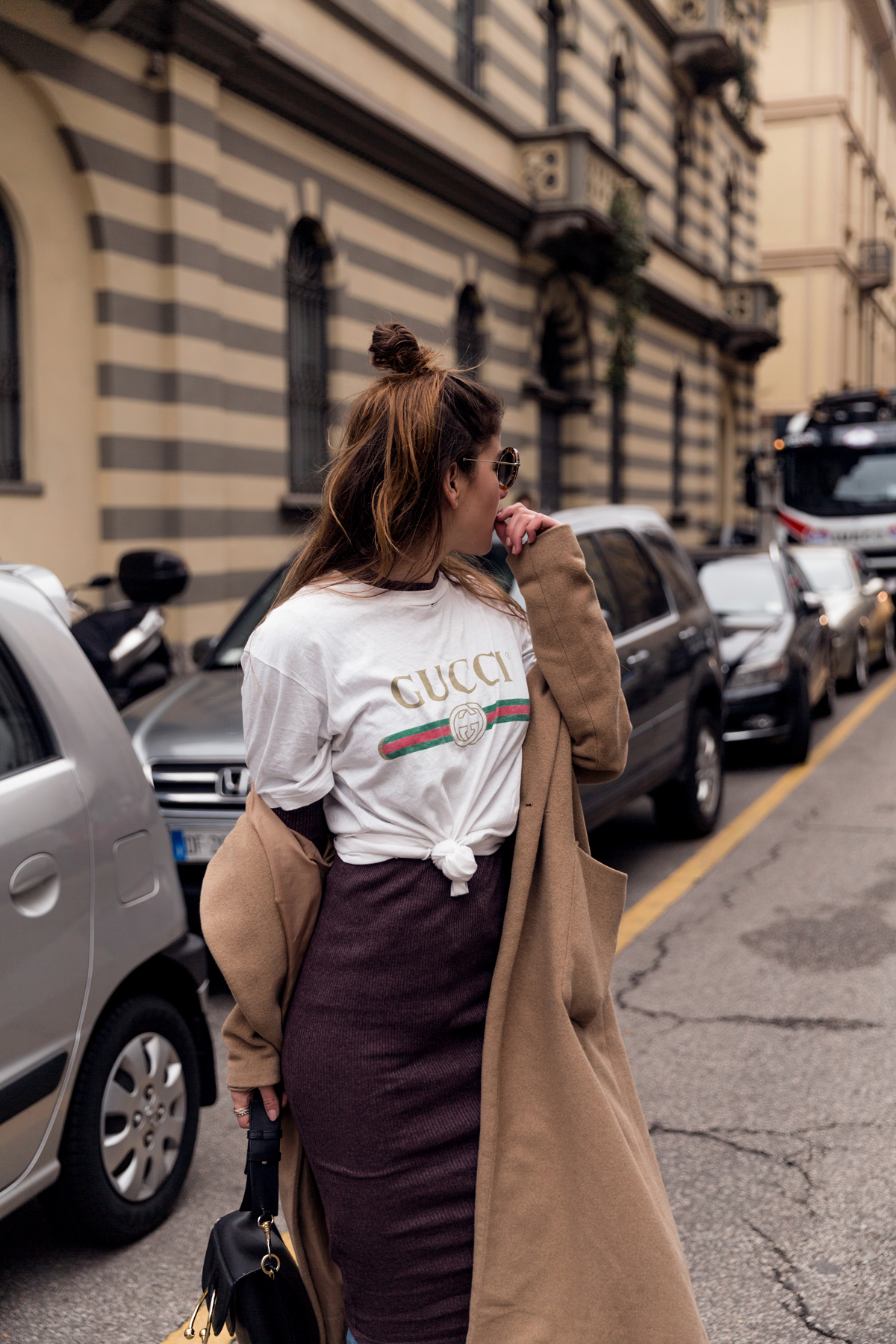 tee-shirt gucci