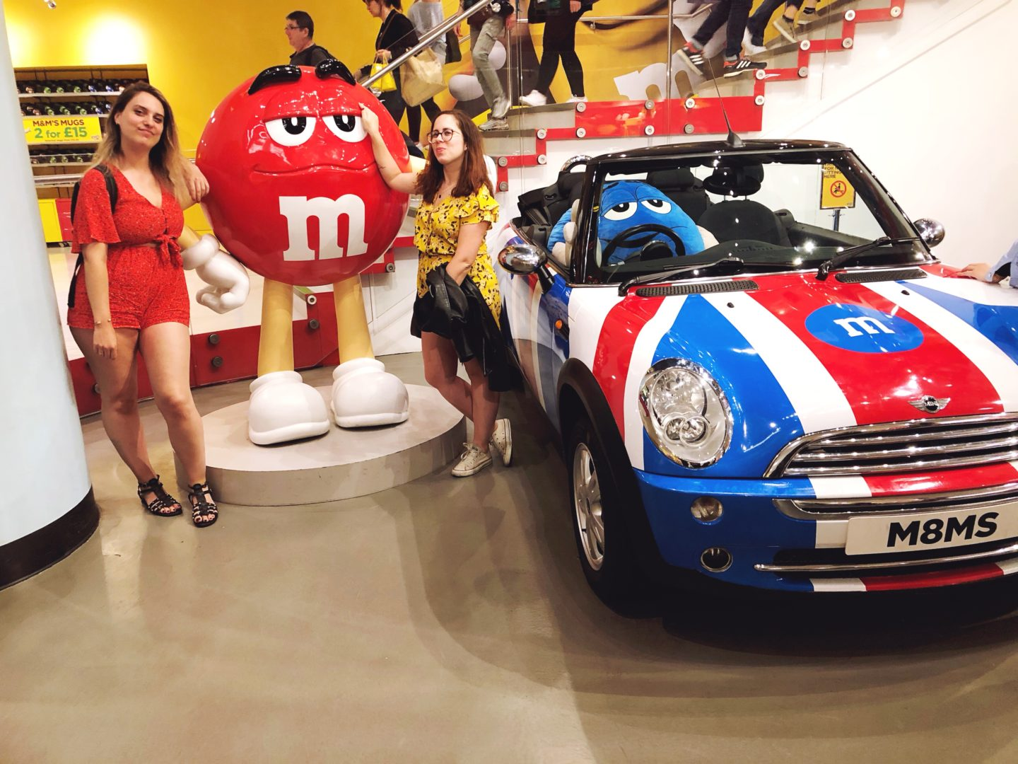 m&m's world londres