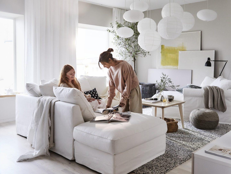 salon blanc ikea 2019