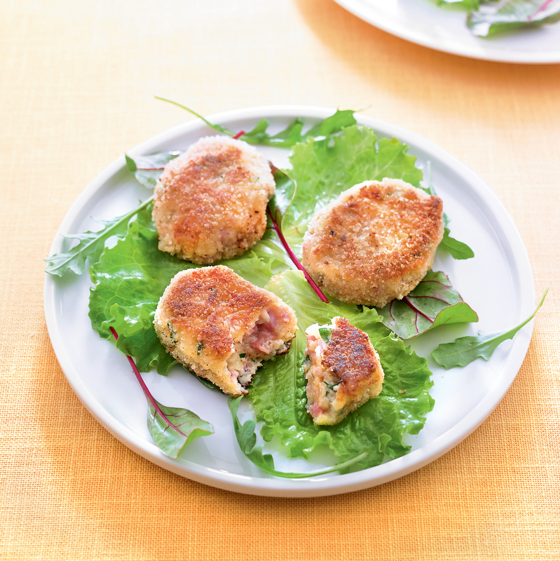 croquettes de jambon weight watchers