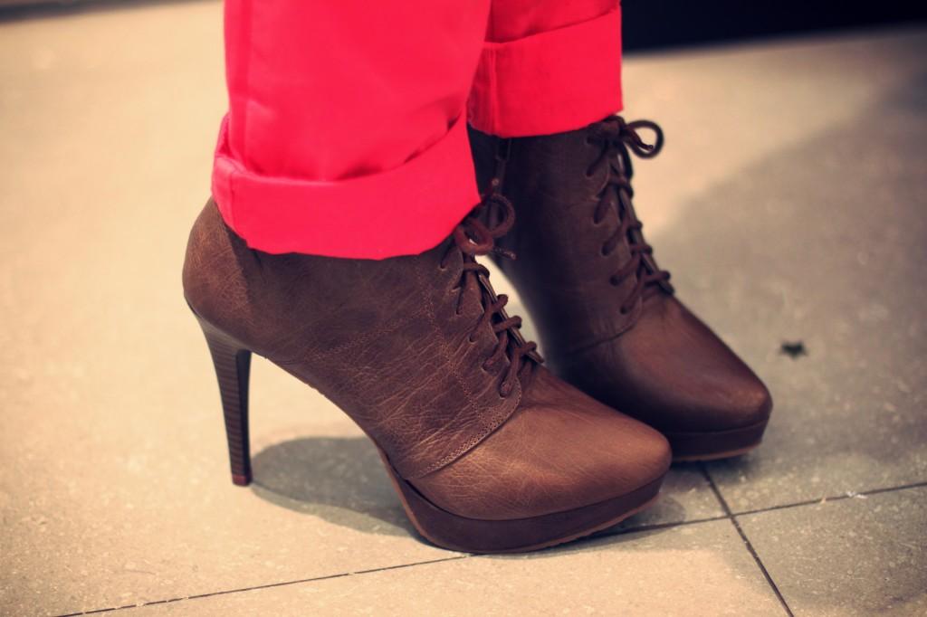 Soiree Shoes addict chez Carmen Steffens