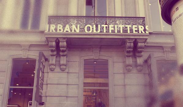 E-shopping de la semaine : Urban Outfitters