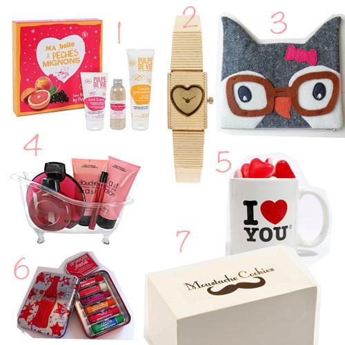 St Valentin cherche idees cadeaux