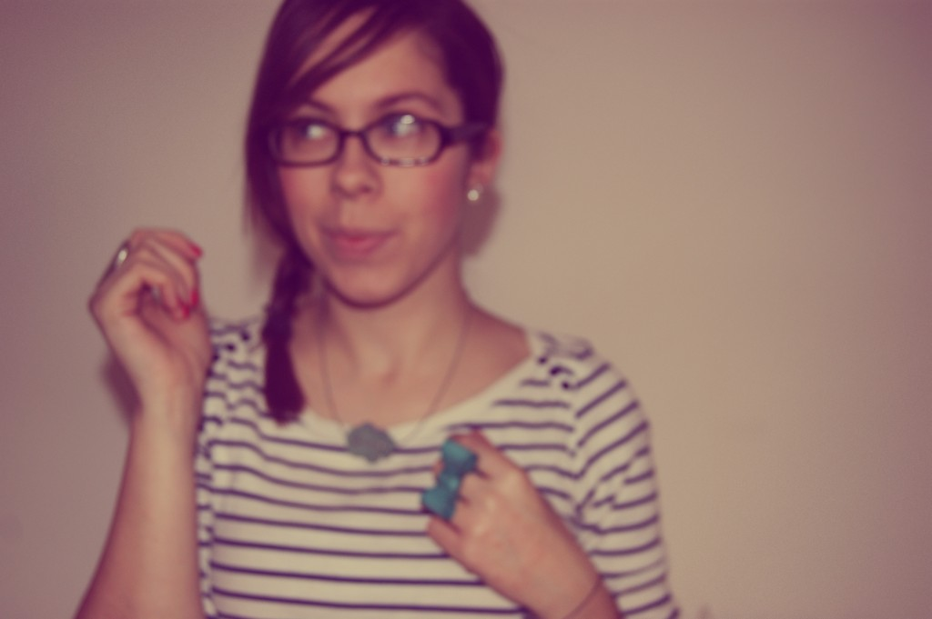 Rayures dorees :)